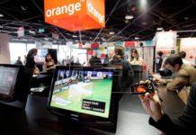 Orange. Operadora de España. Sé Digital