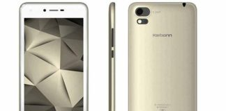 Karbonn Aure Sleek 4G