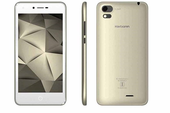 Karbonn Aure Sleek 4G