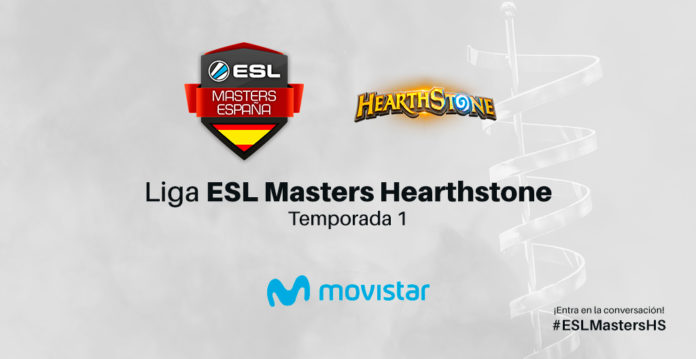 ESL Masters Hearthstone movistar