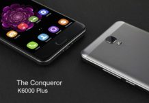 Oukitel K6000 Plus 4G