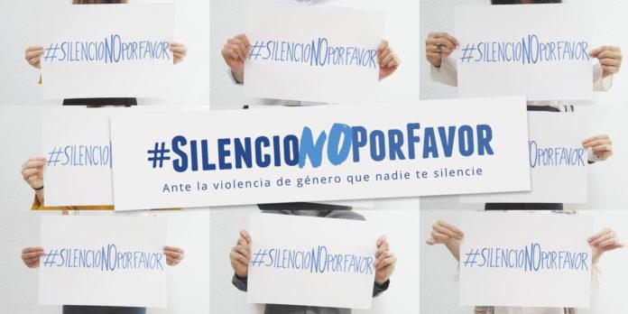 Mutua Madrileña promueve la iniciativa #SilencioNOporfavor en contra de la violencia de género