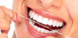 dentistas en Argüelles hilo dental