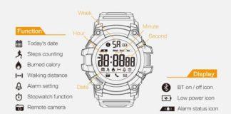 smartwatch Xwatch EX16