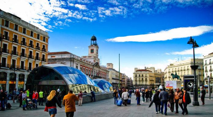 Madrid ciudad inteligente España