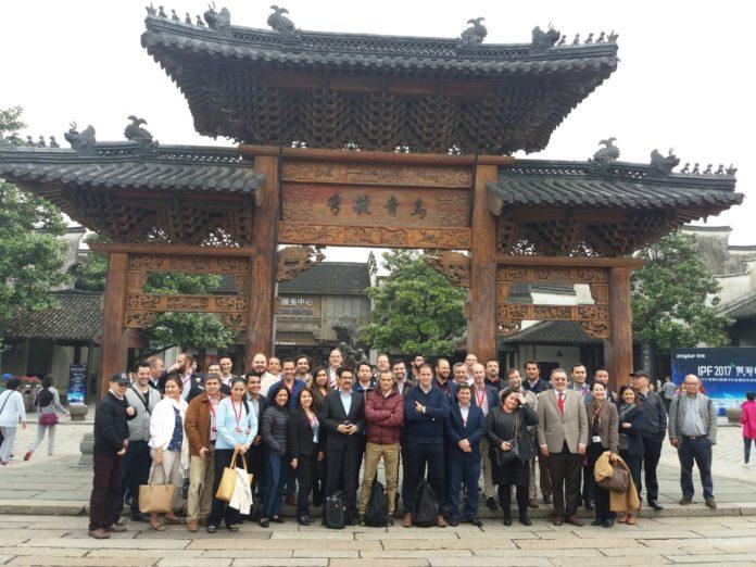 Banco Santander organiza en China el primer Encuentro Internacional de Transformación Digital de las Universidades