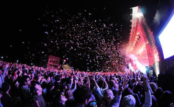 Aplicaciones festivales de música