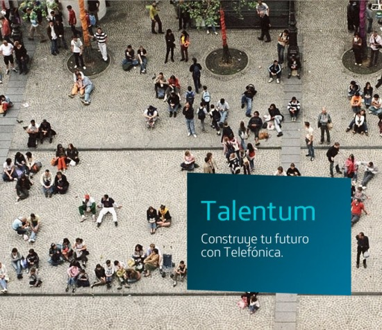 Talentum becas Telefónica.