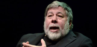 Wozniak, cofundador de Apple.