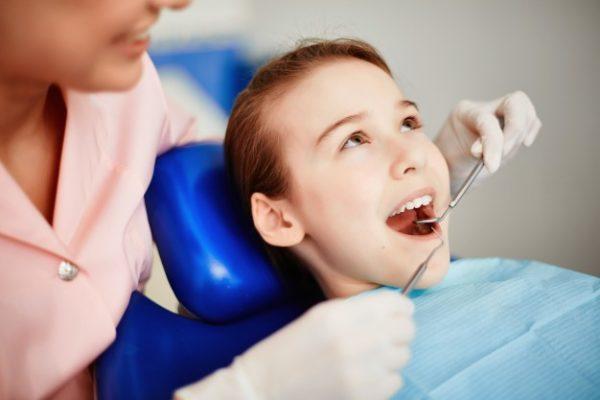 Clínica dental Alcalá de Henares. Niños