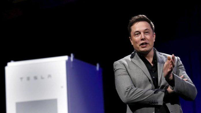 Tesla batería litio