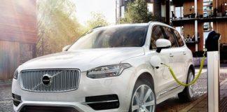 Volvo, hakan samuelsson, automoviles, motor electrico, energias renovables