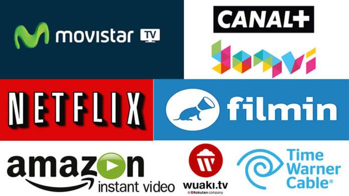 Television de pago. Operadoras y plataformas