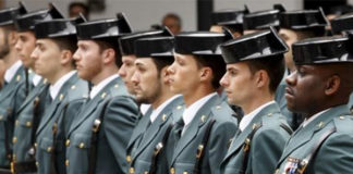 Academia online Guardia Civil