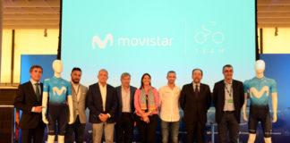 Equipo Movistar Team.