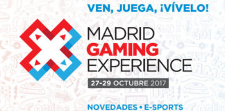 Madrid Gaming Experience. IFEMA