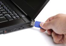 memoria USB. PC