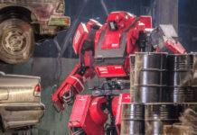Combate robots gigantes