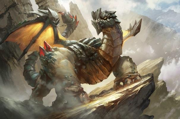Dragons of Atlantic
