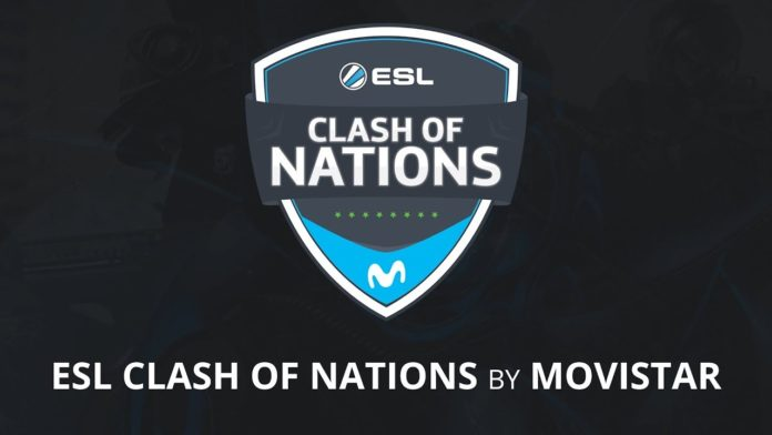 ESL Clash of Nations by Movistar en Madrid Gaming Experience