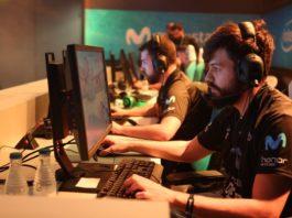 Madrid Gaming Experience. Movistar