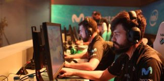 Madrid Gaming Experience. Movistar