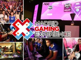 Madrid-Gaming-Experience. Xbox One X