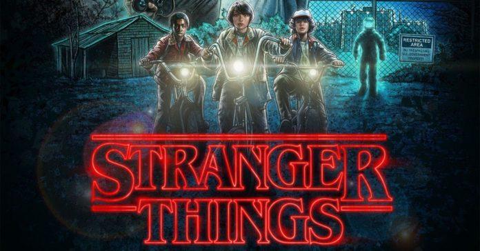 Stranger Things. 2 temporada. Madrid Gaming Experience