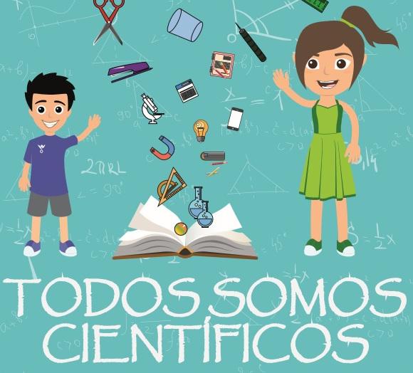 Telefónica y Apadrina la Ciencia.Todos Somos Científicos