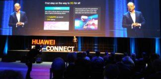Vicent Pang. Huawei. Estamos a las puertas de la tecnología 5G