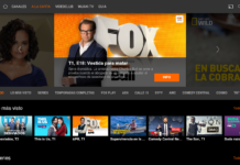 Orange TV. Operadora España. Televisión de pago