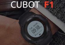 Smartwatch Cubot F1