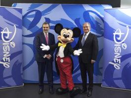 Disney and Telefonica Agreement Presentation