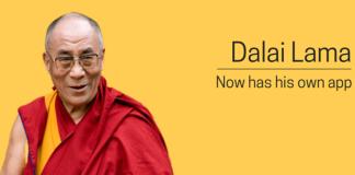 App del Dalai Lama