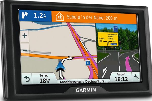 GPS Garmin Drive 60 SE LM