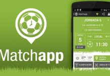 Matchapp, la app del fútbol base