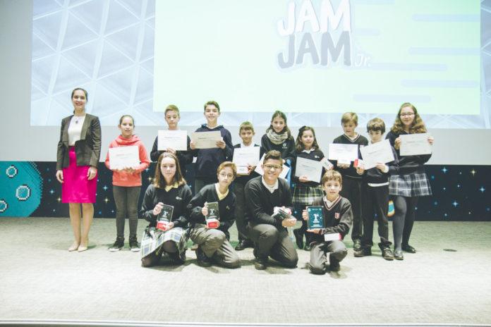 Telefónica. Talentum. Game Jam Junior
