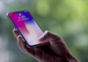 iphone x produccion