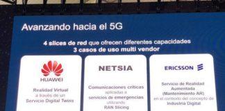 5g Telefónica MWC