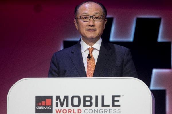 Jim Yong Kim. MWC