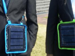 cargdores solares moviles