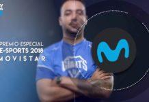 hobbypremios_10. Premio eSports Movistar
