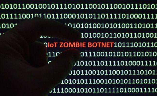 ordenador zombi