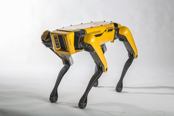 spot mini boston dynamics