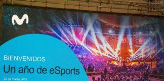 Movistar eSports. Balance 2017