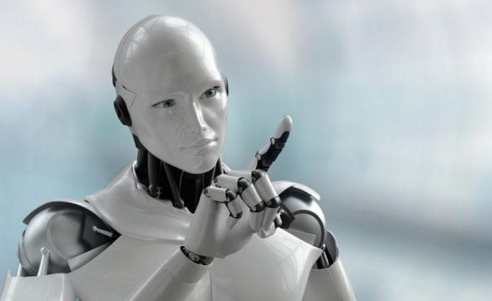 Comisión Europea. Robots.