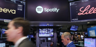 spotify bolsa new york