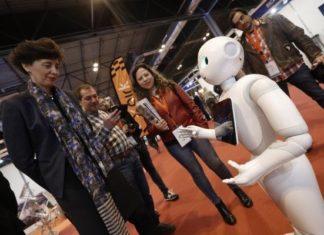 Robot Global Expo 2018