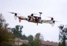 drones uber