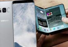 Samsung tendrá un móvil Galaxy con pantalla flexible en 2019
